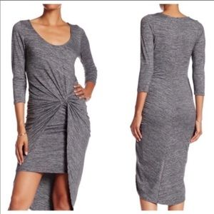 The Vanity Room Asymmetrical Knot Dress L